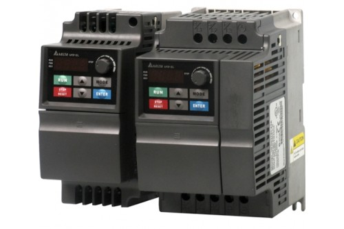 Преобразователь частоты Delta Electronics VFD004EL21A  0,4кВт 220V