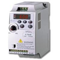 Преобразователь частоты Delta Electronics VFD002L21A 0,2кВт 220В
