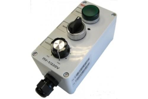 Пульт дистанционного управления ПУ1/220V (версия 1.1)