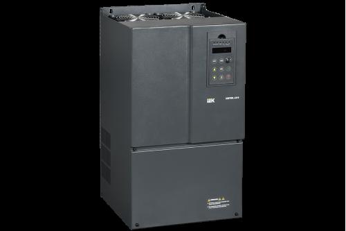 Частотный преобразователь IEK CONTROL серии A310 380В 3Ф 110-132кВт 210-253А