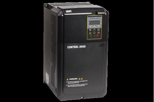 Частотный преобразователь IEK CONTROL серии H800 380В 3Ф 0,75-1,5кВт