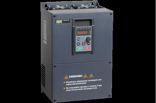 Частотный преобразователь IEK CONTROL серии L620 380В 3Ф 11-15кВт