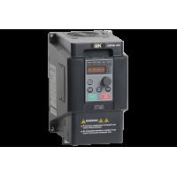 Частотный преобразователь IEK CONTROL серии L620 380В 3Ф 2,2-4кВт