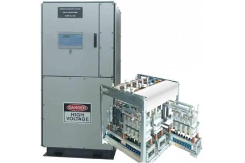 Высоковольтные устройства плавного пуска MVS и MVX